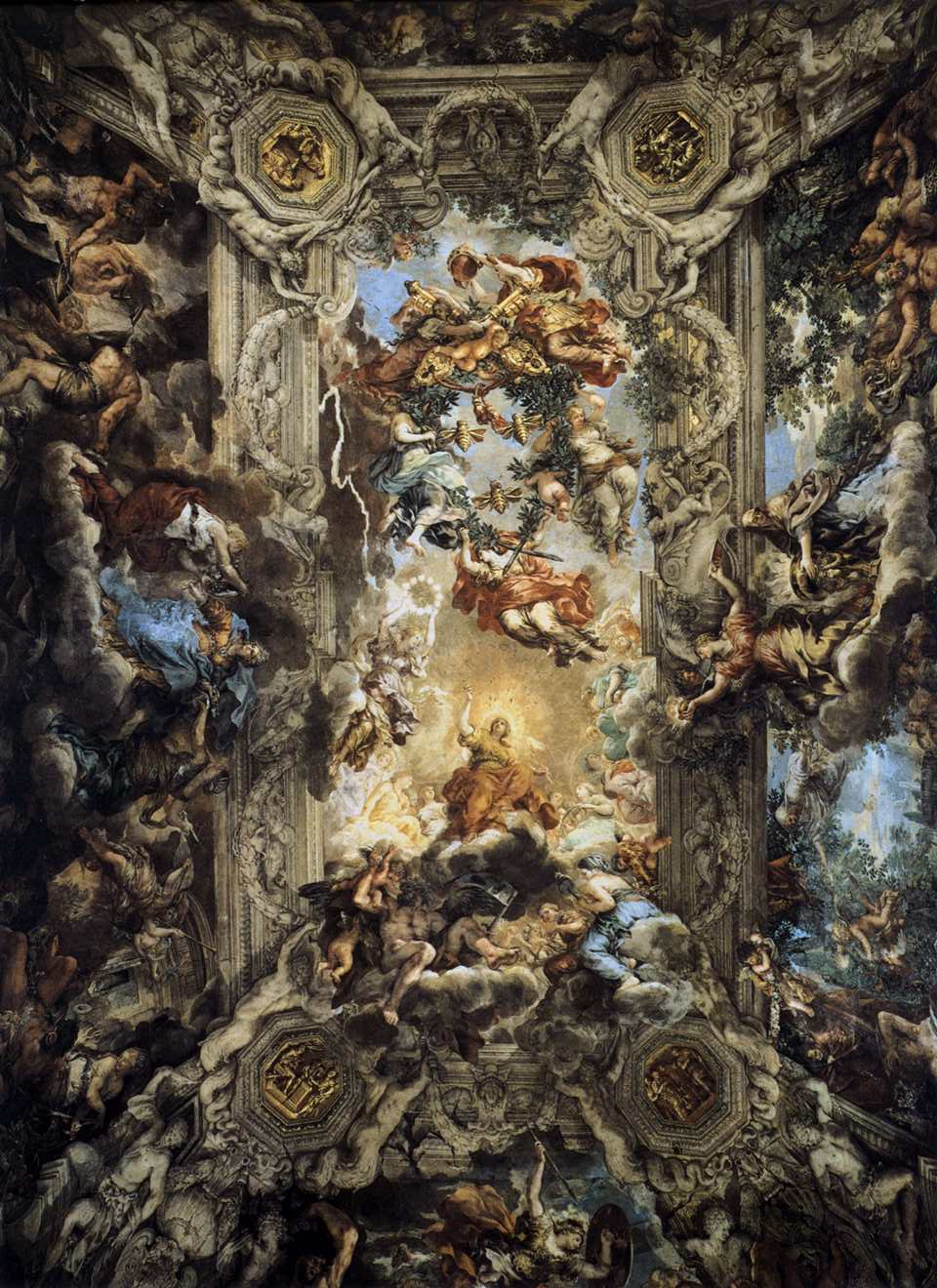 an introduction to the origins and history of the baroque period A short introduction to rococo art, including history leading up to the  a brief history of rococo  than that of the king's grand baroque.