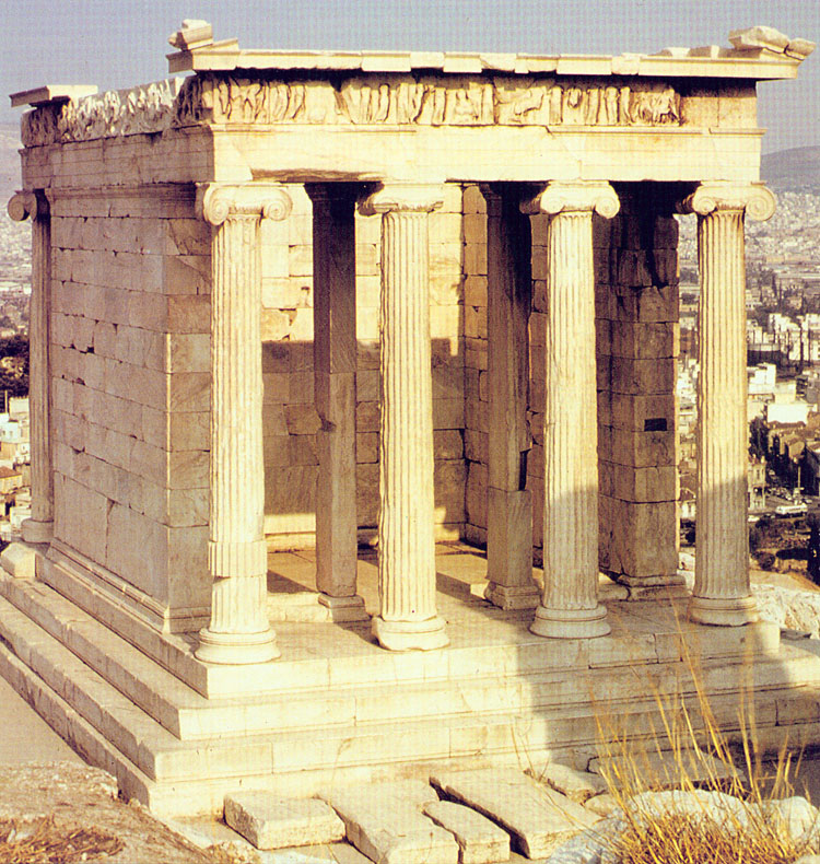 Greek Art & Architecture: High Classical Architecture ...