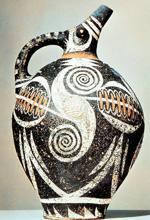 greek art amp architecture middle minoan pottery kamares ware