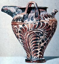 Greek Art Amp Archaeology Minoan Pottery Of The Late Bronze Age