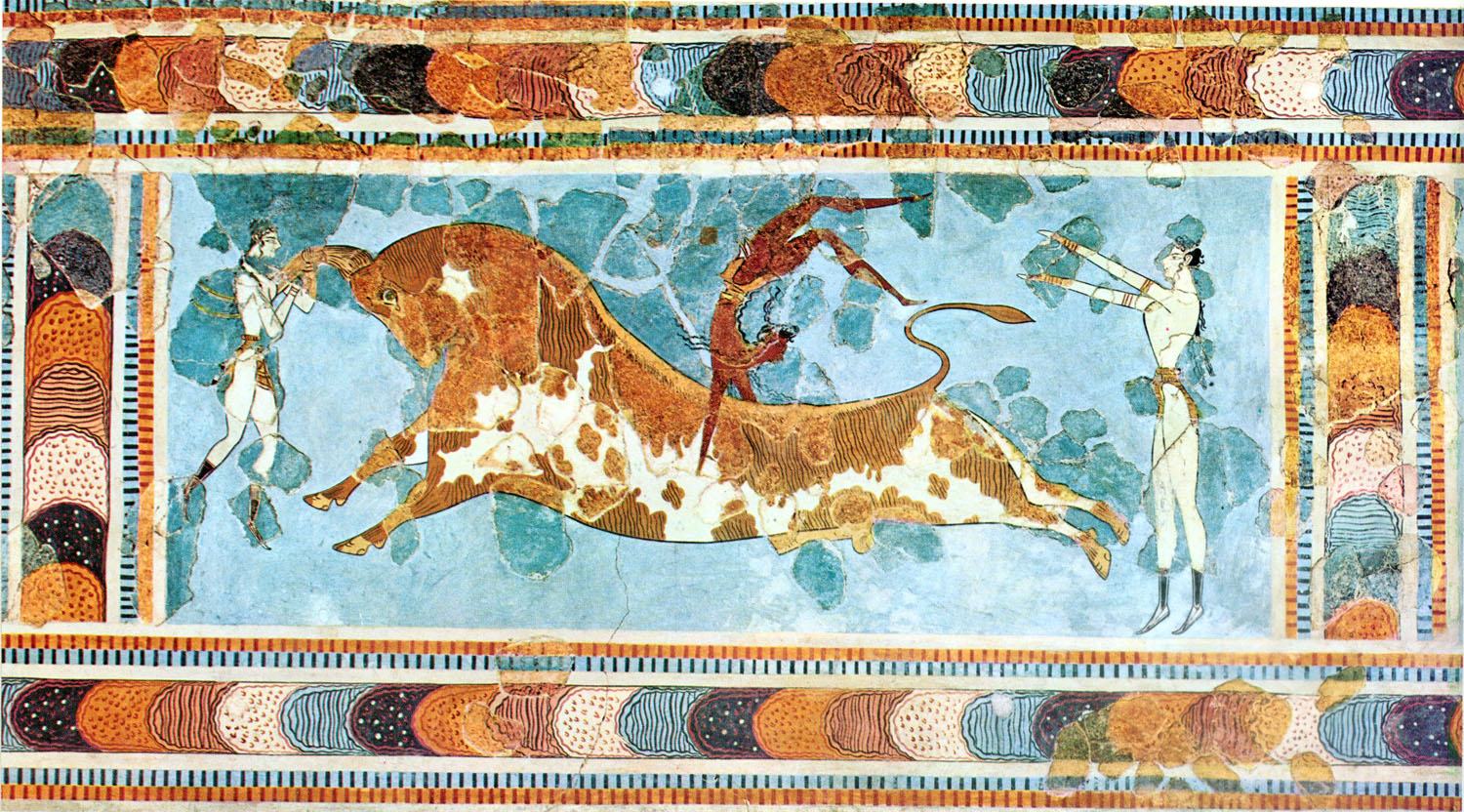 toreador fresco 6 volume 53, number 3 expedition bulls and bull-leaping in the minoan world by jeremy mcinerney.