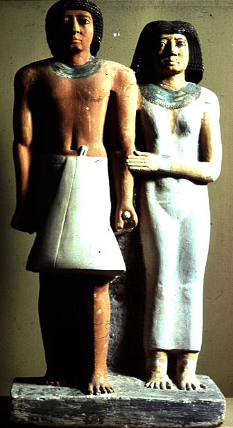 menkaure and his wife sculpture meaning